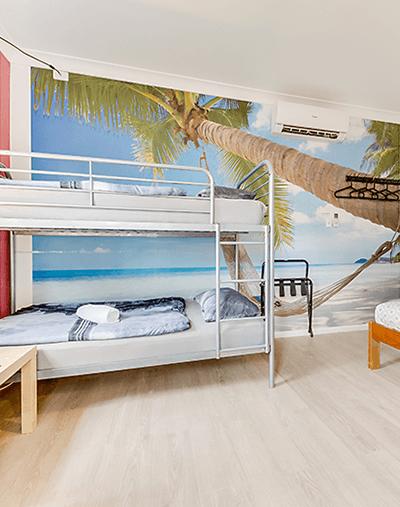 best resort with bed & breakfast attitude in yeppoon